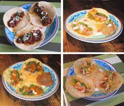 recette cuisine mexicaine recettes de tacos