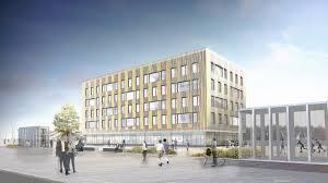 immeuble de bureaux le chrome immeuble de bureaux à mulhouse dea architectes
