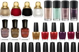 fashionista u0027s guide to the 10 best holiday nail polish collections