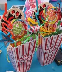 carnival party supplies popcorn box unique carnival party favors handmade design