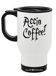 amazon com accio coffee funny harry potter coffee or tea cup