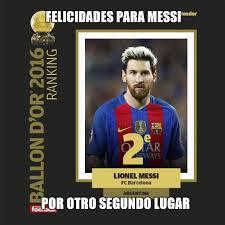 Memes Sobre Messi - confira os melhores memes sobre a nova bola de ouro de cr7