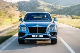 suv bentley 2016 new bentley bentayga diesel is britain u0027s posh audi sq7 and it