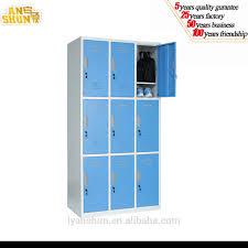 locker box cheap iron staff lockers vertical thin portable