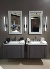Led Bathroom Vanity White Sonneman Vanity Slim 24 Led Bath Bar Contemporary Bathroom