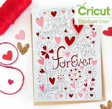 love doodles card create and craft