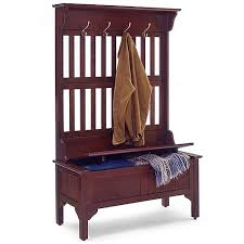 Entry Storage Bench With Coat Rack Beautiful Entry Storage Bench With Coat Rack Storage Bench