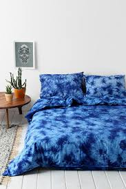 magical thinking acid wash duvet cover indigo dye magical