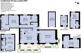 4 bedroom apartment for sale in cumberland terrace regent u0027s park