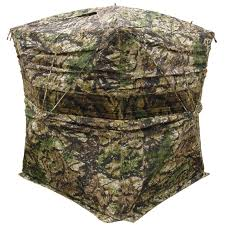 Primos Blinds Double Bull Primos Bull Crusher Blind Ground Swat 193251 Ground Blinds