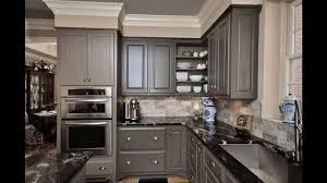 gray kitchen ideas kitchen beautiful grey kitchen cabinets ideas with oak cabinet