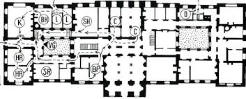 harewood house yorkshire floor plans castles u0026 palaces