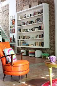 Bookcase Wall Modern Built In Bookshelf Design