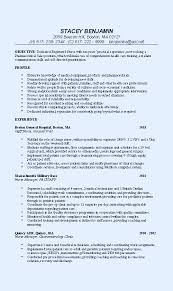 resume examples 10 awesome free and good resume templates medical