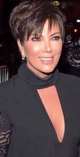 faboverfifty hairstyles kris jenner pinteres