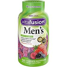 men s amazon com vitafusion men s gummy vitamins 150 count packaging