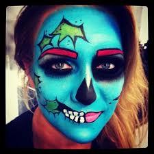Pop Art Halloween Costume Ideas 43 Dolls Images Halloween Makeup Makeup