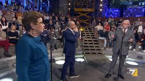 ospiti la gabbia la gabbia puntata 27 gennaio 2016