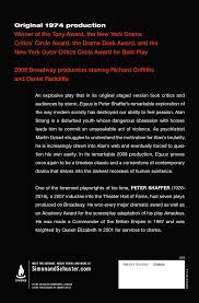 equus peter shaffer 9780743287302 amazon com books