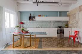 Creative Kitchen Ideas Kitchen Modern Eclectic Normabudden Com