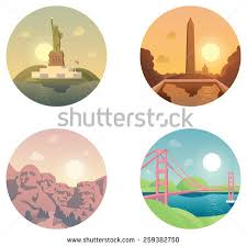 Washington travel icons images Mount rushmore stock images royalty free images vectors jpg