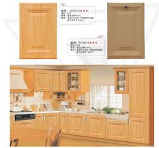 China Kitchen Cabinet Pvc Kitchen Cabinet Doors Home Decoration Ideas