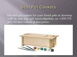 pet caskets best pet caskets on farewell