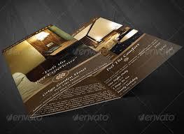 hotel brochure design templates creative tri fold brochure design templates entheos