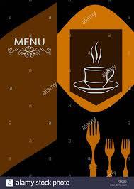 Designs Of Menu Card Coffee Menu Card Design Template Vector Art Stock Vector Art