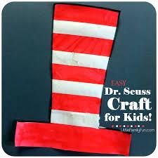 little family fun dr seuss craft ideas