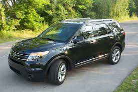 Ford Explorer 2014 - 2014 ford explorer limited review 12 motor review