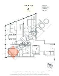 massey hall floor plan fleur condos talkcondo