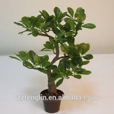 sale mini japanese artificial bonsai tree artificial wide