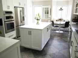 tiled kitchen floor ideas kitchen best flooring for kitchen ideas on floor tile