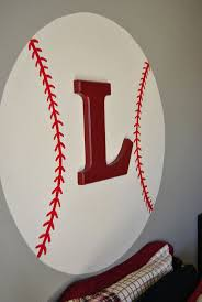 Baseball Decorations For Bedroom by Best 25 Baseball Wall Art Ideas Only On Pinterest Baseball