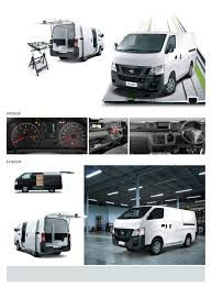 nissan van nv350 brand new commercial vehicle abwin