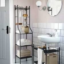 ikea shelves small bathroom ideas 20 ways to make the most of