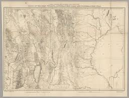 Map Of Idaho And Utah by Parts Of Western Wyoming Southeastern Idaho And Northeastern Utah
