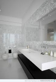 black white bathrooms ideas 20 eye catching and luxurious black and white bathrooms home