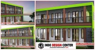 design interior rumah kontrakan desain kontrakan bergaya modern terbaru jasa arsitek rumah