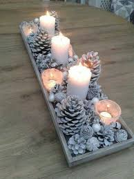 pine cone table decorations pine cone centerpiece these are the best christmas