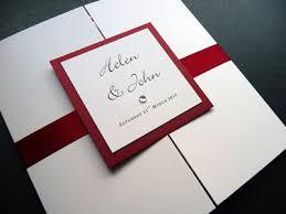 gatefold wedding invitations and ivory large gate folded wedding invitation with a plaque