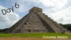 Mayan Ruins Mexico Map oasis of the seas day 6 cozumel mexico to chichen itza and the