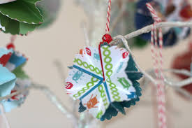 Guse Christmas Trees by Notable Nest Foldable Christmas Ornaments