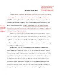 toefl sample essay how to write a response paper observation essay samples sample 1 how to write a response paper observation essay samples sample 1 56a4b8c95f9b58b7d0d