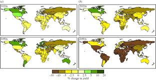 New Climate Zones For Russia by Implications Of Climate Change For Agricultural Productivity In