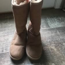 s gissella ugg boots 67 ugg shoes uggs blush pink from carlie s closet