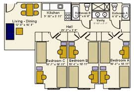 Apartment Building Floor Plans by Building B