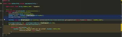 color themes for android github adamgyulavari androidstudio monokai sublime sublime text