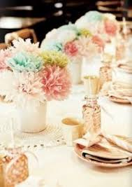 diy making centerpieces using common household items